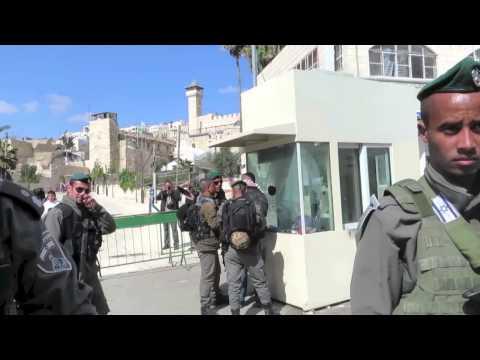 ISM activist arrested in Hebron