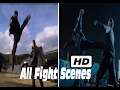 All Fight Scenes Eliminators 2016