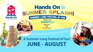 "Olympia Washington's Hands On Children's Museum ""Summer Splash"" PSA"