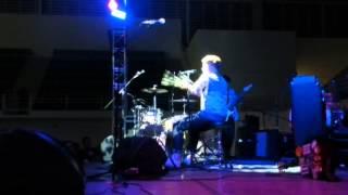 """ABS Multimedia en vivo """"AARON GILLESPIE"""""""