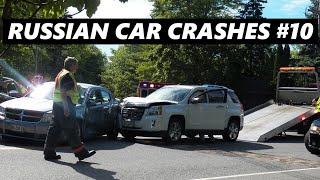 The ULTIMATE Russian Car Crash Compilation #10 - [2016]