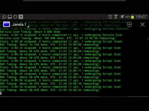 DcLabs Security Team -- DEMO 3 NMAP - palestra