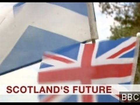 U.K. Leaders Won't Share Currency With Independent Scotland