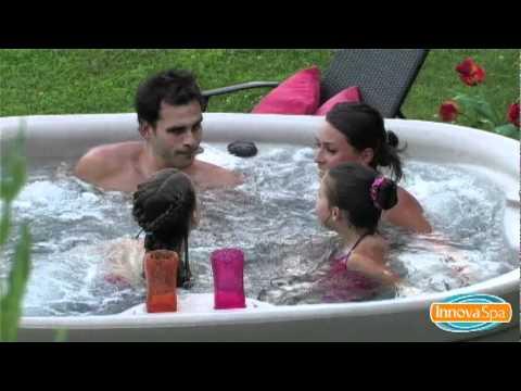 Urbania Hot tub