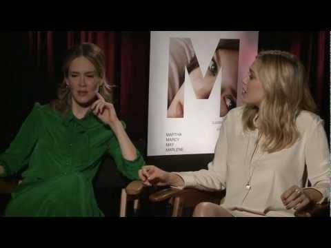 Martha Marcy May Marlene - Sarah Paulson and Elizabeth Olsen