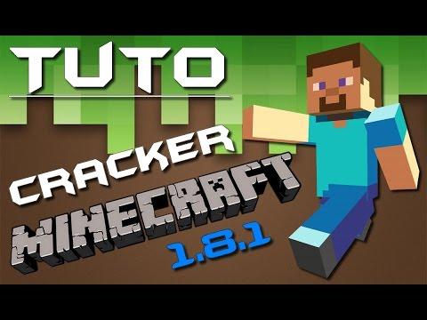 // Tuto \\ Cracker Minecraft 1.8.1 (+ Versions antérieures)