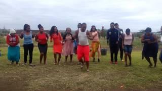 My family dancing to Sands song tigi tigi our own dance moves