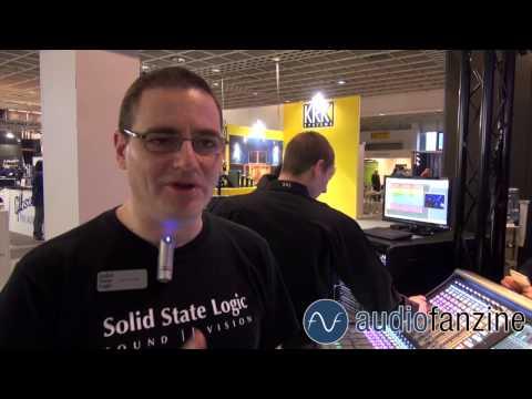 [Musikmesse] SSL Live L 500