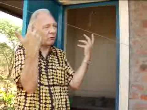 Bob Higgins at Otino-Waa Childrens Village in Lira, Uganda, East Africa part 6 - 04/28/2011