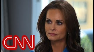 Karen McDougal to Melania Trump: I'm sorry