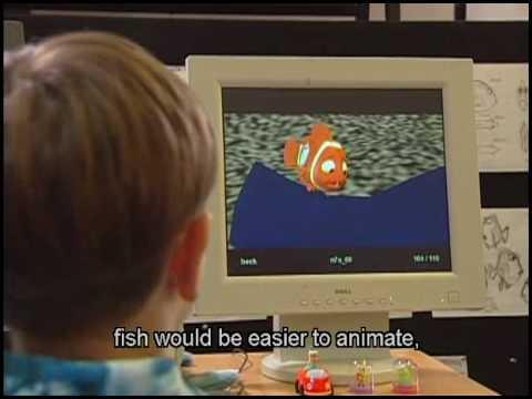 Making of Finding Nemo
