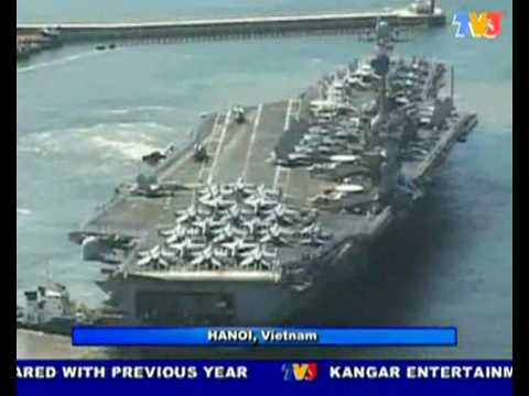North Korea warned the U.S and S.Korea to stop joint military exercises (Nightline 23/7/10)