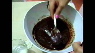RECETA: BROWNIES EN MICROHONDAS!.wmv
