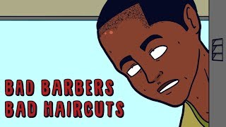 Bad Barbers Bad Haircuts - animation