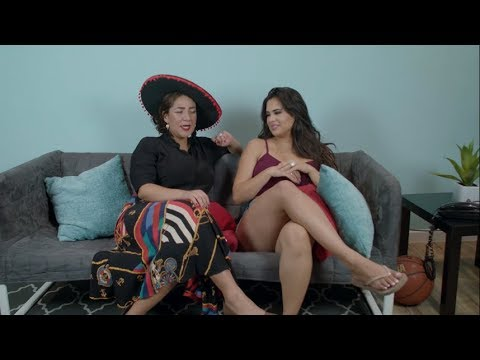 The Gossip Aunty | La Tia Chismosa | Living With Latinos