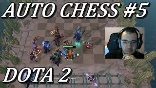 SYNERGIES AND UPGRADES! Auto Chess Knights+Elf+Undead Lineup Dota 2