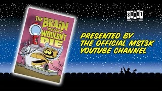 MST3K: The Brain That Wouldn't Die (FULL MOVIE) with annotations