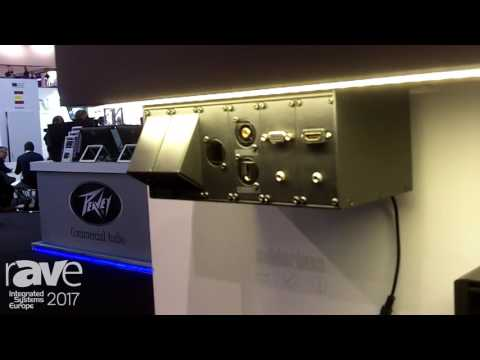 ISE 2017: Caymon Shows Casey Modular Connection Solutions