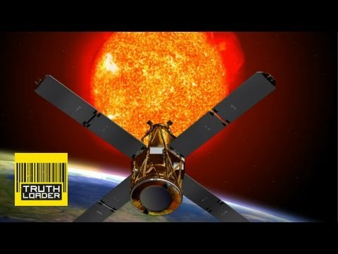 Biggest solar flare of 2013 - Truthloader Investigates