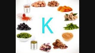 Vitamin K   .  Get older Better!    =  )