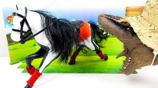 Novo Cavalo Pampa do Sr Dinossauro Fazendeiro