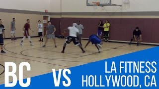 Bone Collector CRAZY ANKLE BREAKERS at LA Fitness Hollywood