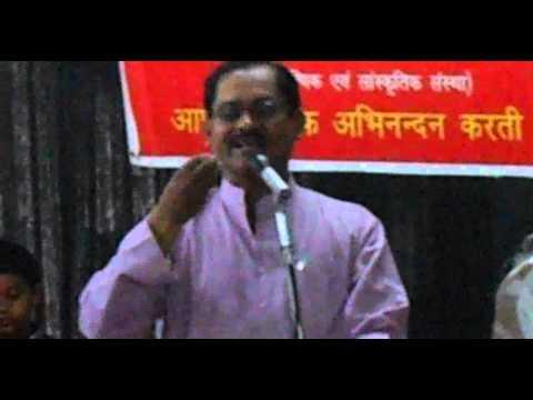 Poet Wahid Ali Wahid Is Bharat pe Abhimaan karu...