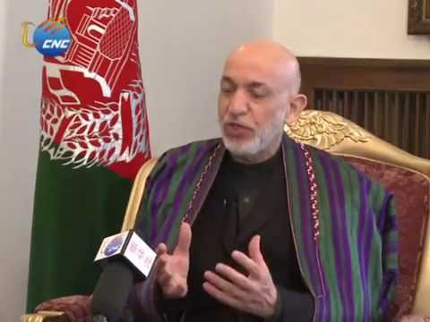 Exclusive: Hamid Karzai on US role in Afghanistan