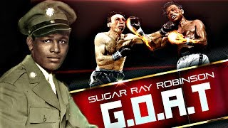 The Greatest Boxer Ever Pound For Pound!