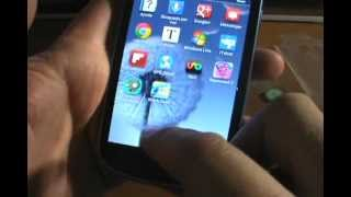 Unboxing Galaxy S3 Mini GT-I8190L (EspañolMX)