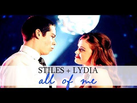 ► Stiles + Lydia |