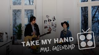 "ESC 2015-Deutschland-Vorentscheid-Mrs. Greenbird ""Take My Hand"""