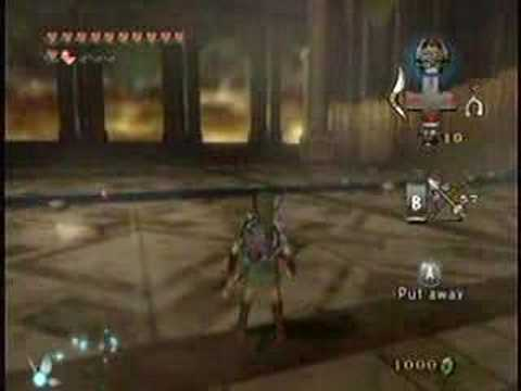 Dark Beast Ganon: Last Boss 2/4 Twilight Princess (Wii)