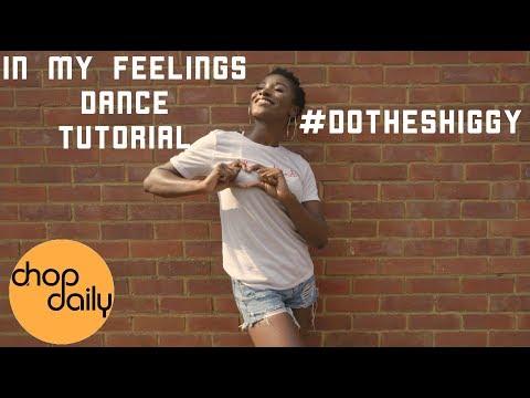 Download Drake quotIn My Feelingsquot Dance Tutorial DoTheShiggy InMyFeelingsChallenge  Chop Daily