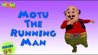 Download Motu The Running Man- Motu Patlu in Hindi - 3D Animation Cartoon for Kids -As on Nickelodeon 3Gp Mp4