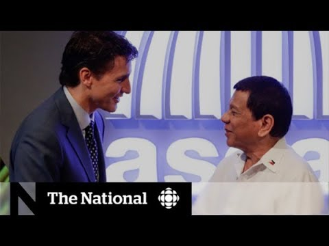 Trudeau, Duterte offer differing accounts of human rights conversation