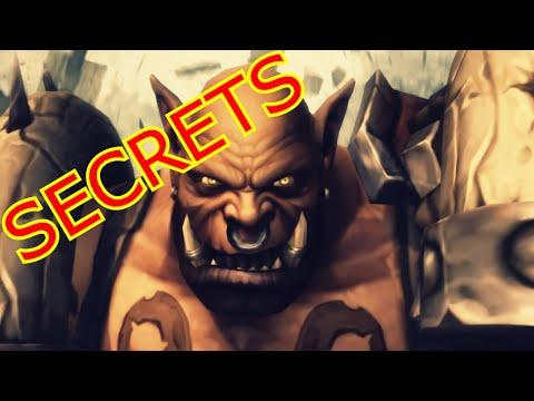 WoW Lore: Warlords of Draenor Secrets
