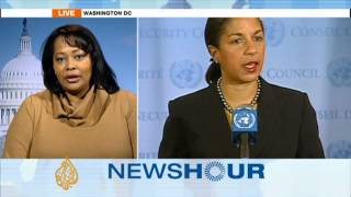Susan Rice 'political liability for US administration'