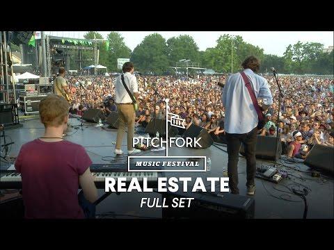 Real Estate Full Set - Pitchfork Music Festival 2014