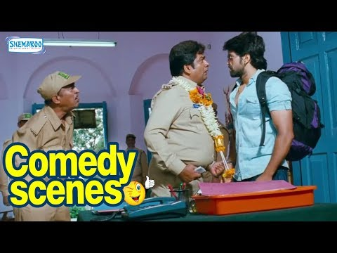 Gajakesari Kannada Movie- Super Comedy Scene|yash|amulya video