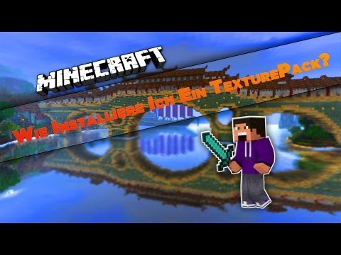 Tutorial:Minecraft1.7.5 [Deutsch] Texturepack installieren [Misa.Gronkh.HoneyballLP...] +Mc Patcher