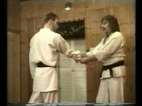 Tomiki Aikido Randori no Kata Combination Techniques Image 1