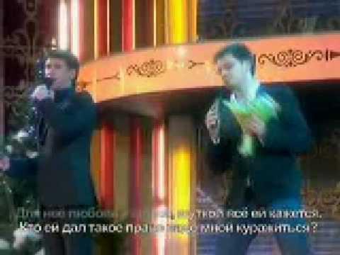 Поют Батрутдинов и Харламов