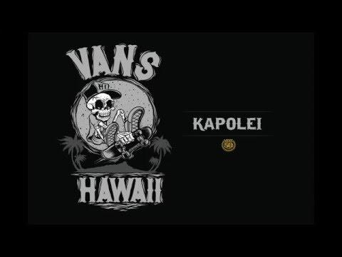 Vans : Kapolei Skate Jam BBQ 2016