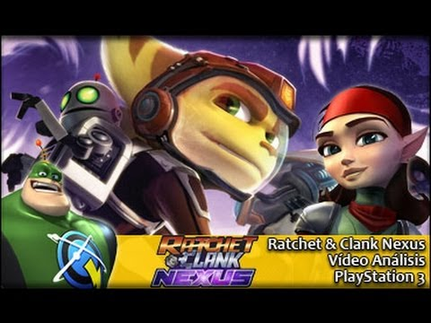 Rachet and Clank into the Nexus español PS3 |  review GameProTv