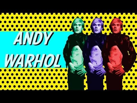 Andy Warhol, datos curiosos del artista pop