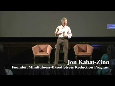 Jon Kabat-Zinn: What is Mindfulness?