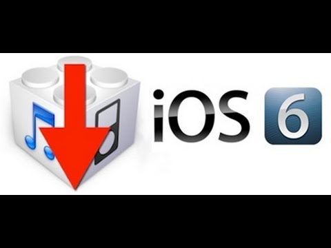 How to downgrade IOS 6.1.3 to 6.1.2 (iPhone 4 and older)