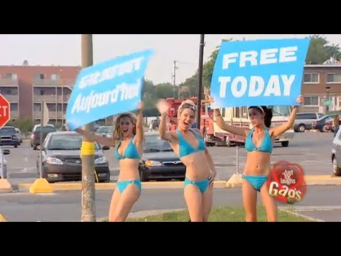 Best Of Just For Laughs Gags – Bikini Fun