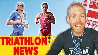 Triathlon News February 12, 2019: New Triathlon Channel, Trainiac Updates, Cancelled Races